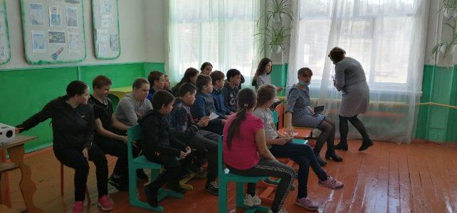 Наша школа принимали гостей